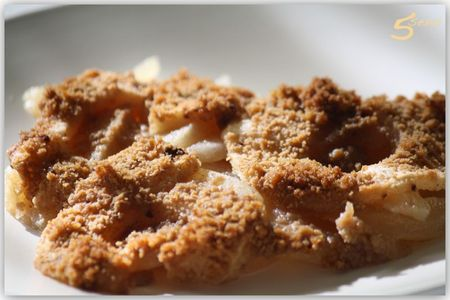 Pomme four speculoos2