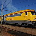 BB 67433 + une BB 69000 Infra, Bordeaux St Jean