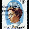 Un timbre, une infirmière, une histoire !
