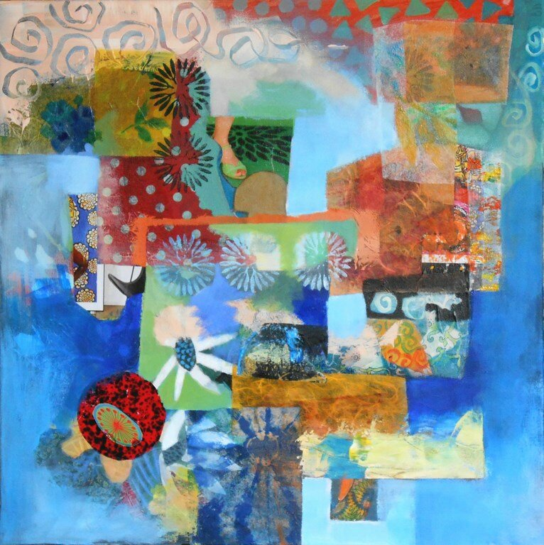 abstrait bleu 2 (Copier)