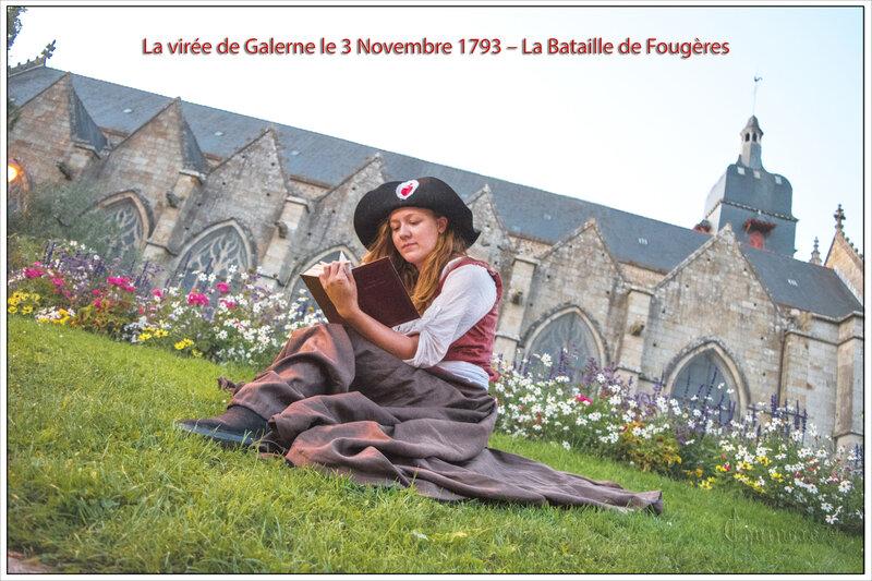 La virée de Galerne le 3 Novembre 1793 – La Bataille de Fougères
