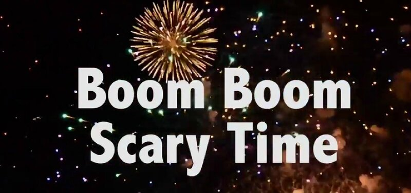boom boom scary time