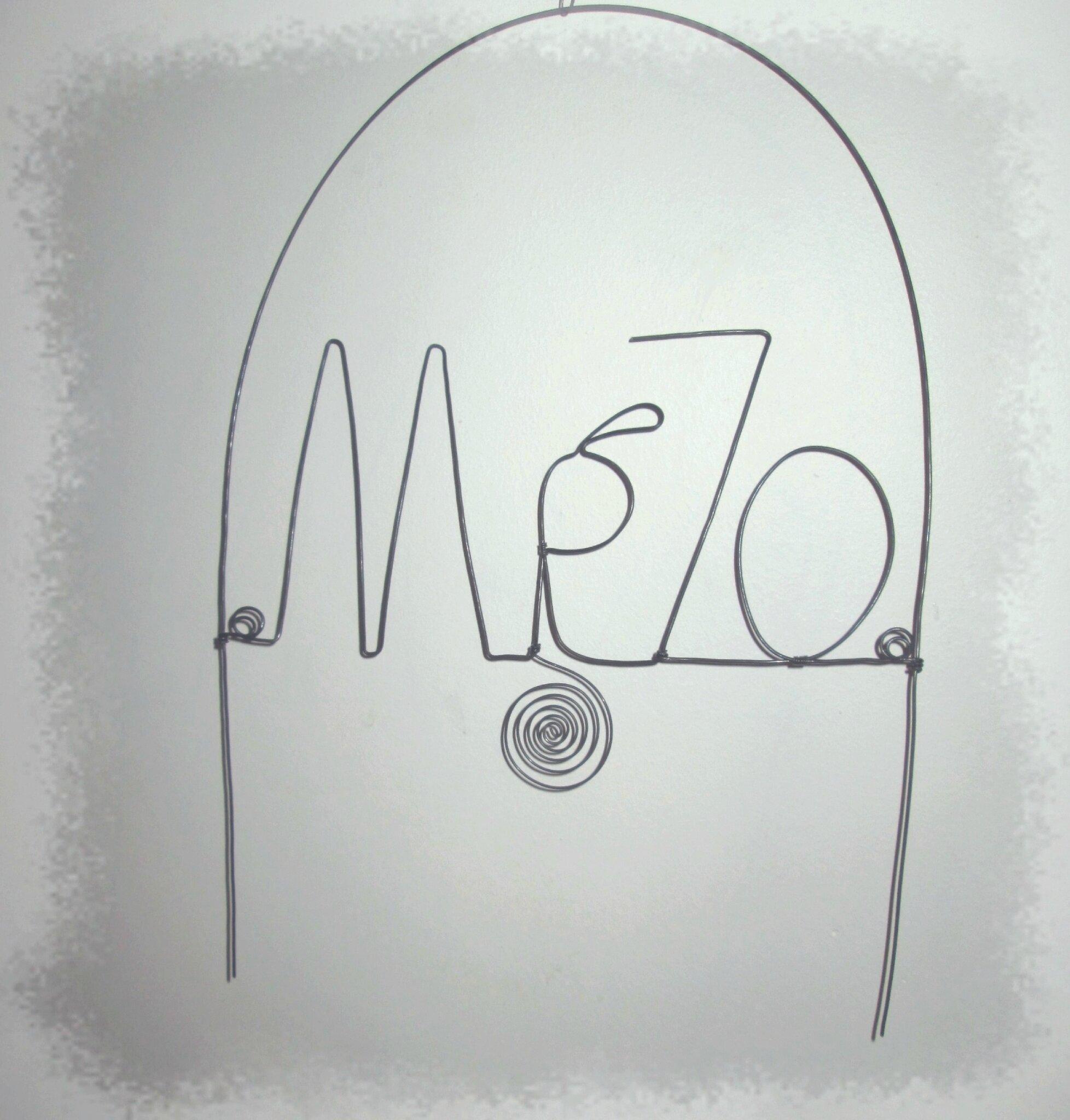 logo MéZo fil de fer