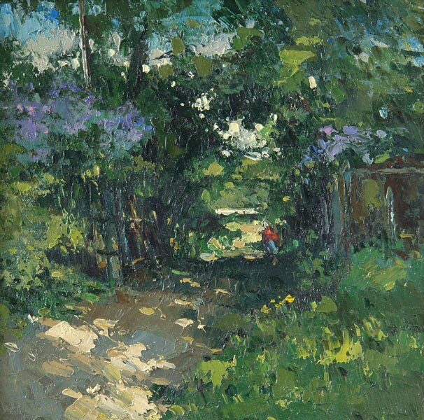 Alexi Zaitsev - Rural Little street