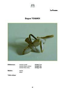 Catalogue Laetitia 22