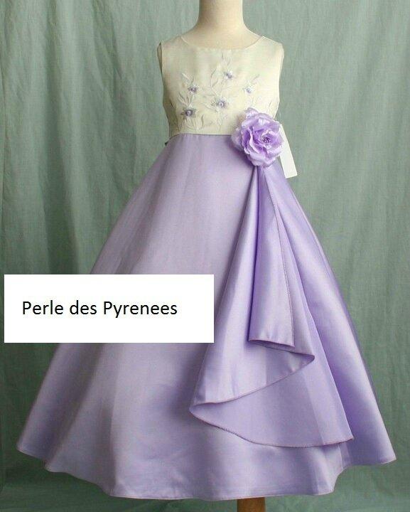 f36b851d979 60 %   15.60€ Robe de cérémonie fillette