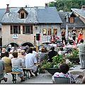 Alby sur chéran : les concerts de l'été.
