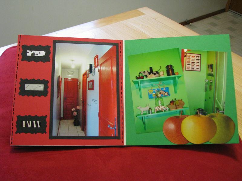 couloir et WC