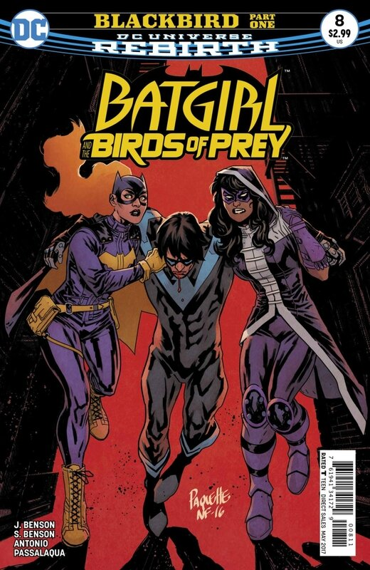 rebirth batgirl and the birds of prey 08