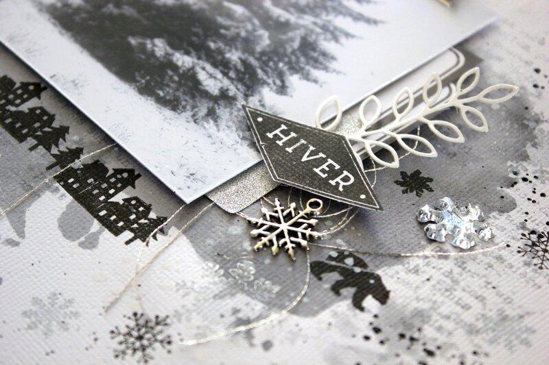 Mackenzie DT Florileges design - couleurs et texture- page-neige-hiver-janvier 2017- zoom1