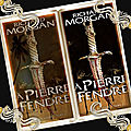 Terre de héros tome 2 : à pierre fendre (richard morgan)