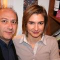 Alain & Babet, Avignon, 21/04/09