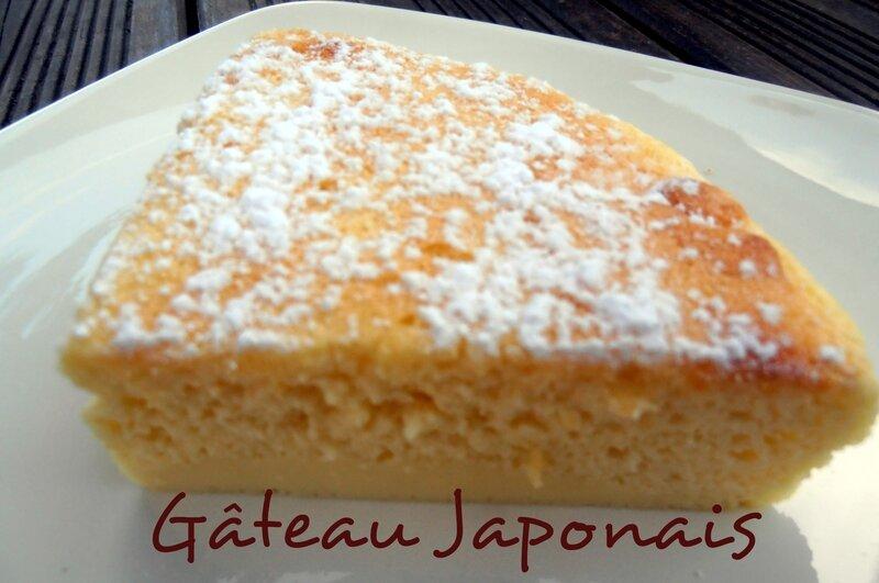 gâteau Japonais 4