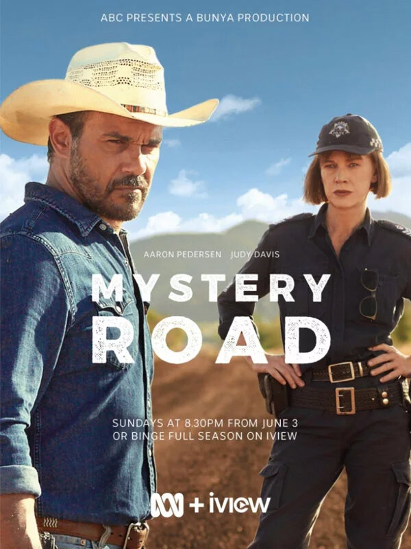 Mystery Road S1 affiche