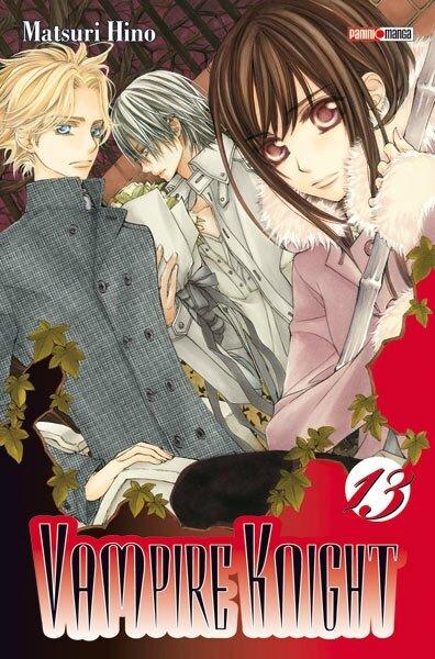 Vampire Knight, tome 13
