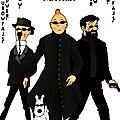 Détournements de couvertures de Tintin