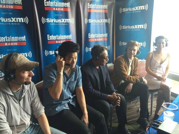 Scorch Trials Comic Con 2015 03