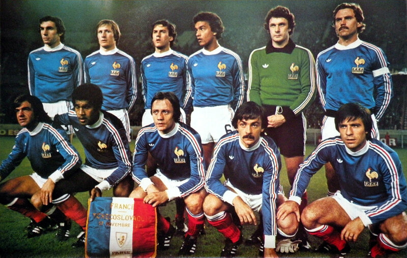 17 novembre 1979 FRANCE TCHÉCOSLOVAQUIE