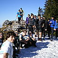 2012 - 02 Sortie trail blanc Vercors
