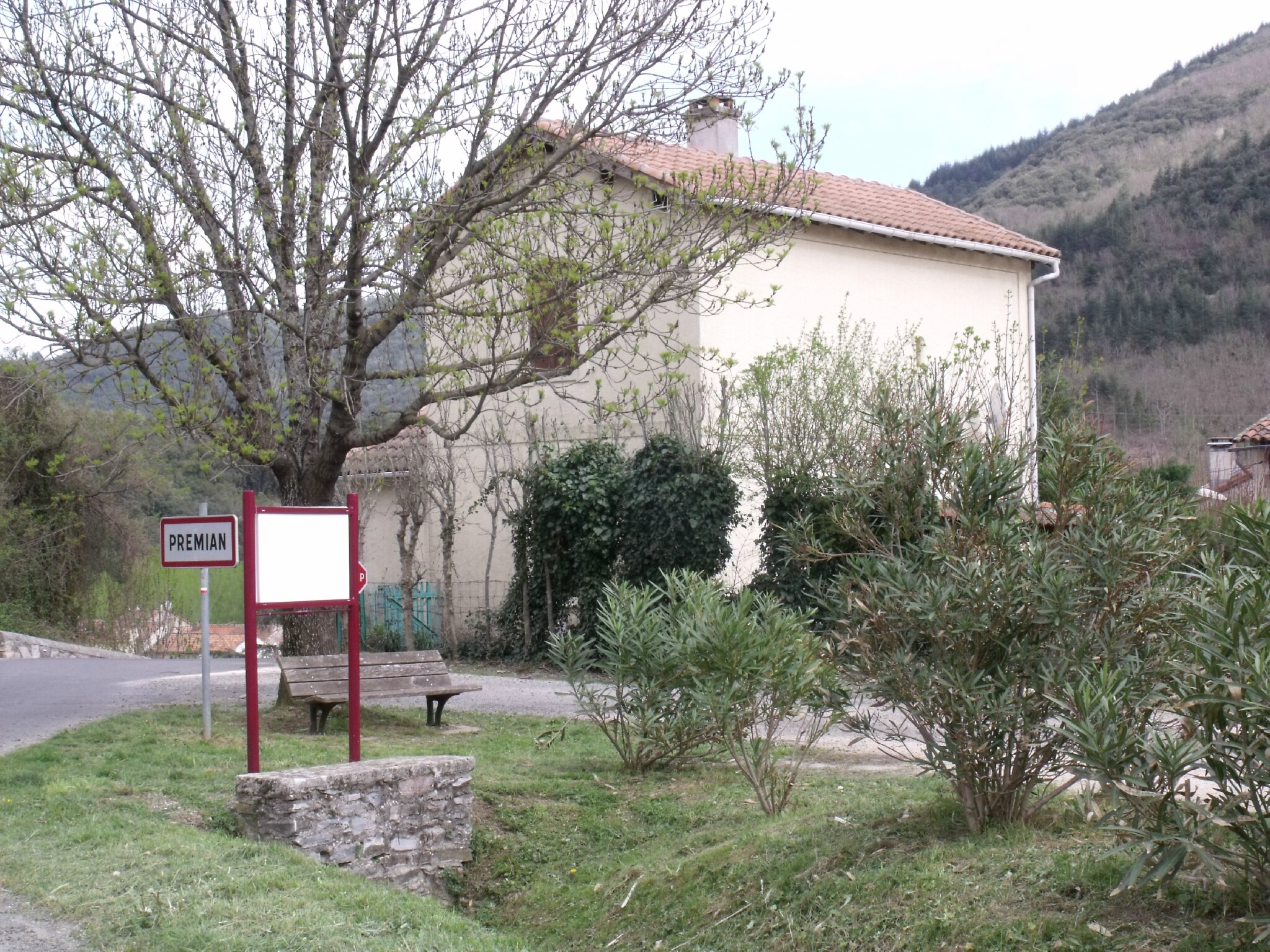 Prémain (Hérault - 34)