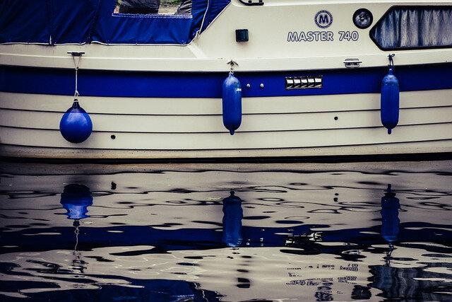 Inspection de coques de bateaux