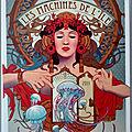 Nantes 3 - Les machines de l'Ile Affiche réouverture 2011