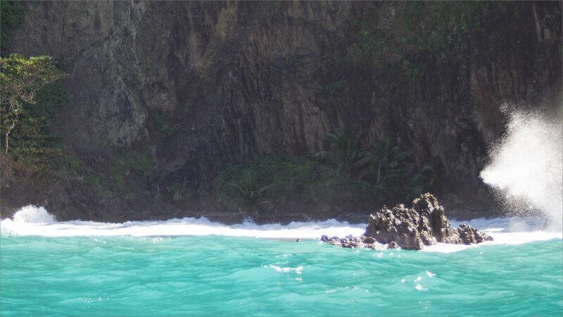 Martinique J7 600 101217 27 cote nord eau émeraude
