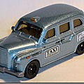 Austin London Taxi Matchbox B 1