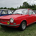 Simca 1000 coupé 1962 à 1967
