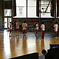 Au match de basket BLMA / ESBVA