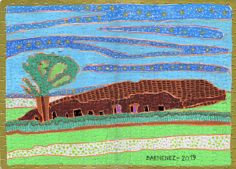 Le cairn puzzle petit