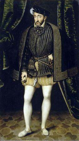 Henri II, musée du Louvre