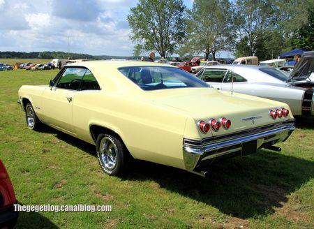 Chevrolet impala SS coupé de 1965 (Retro Meus Auto Madine 2012) 02