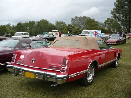 LINCOLN Continental Mark V 2door convertible Madine (2)