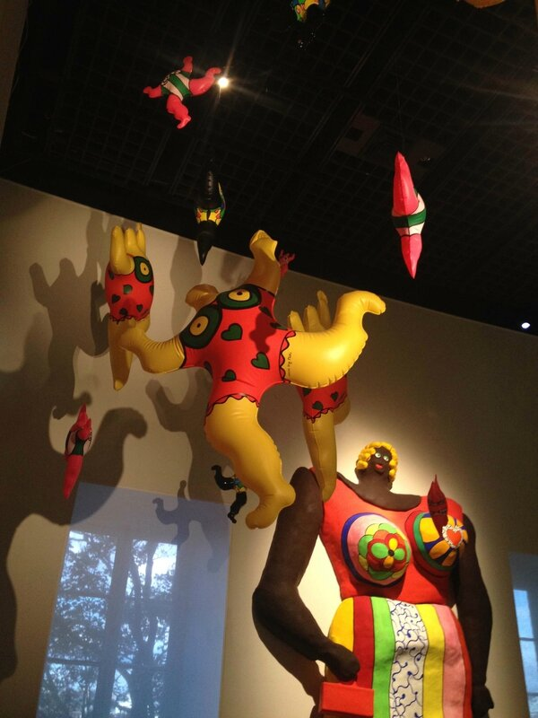 Nicki de Saint Phalle-Grand Palais-Les nanas-Paris