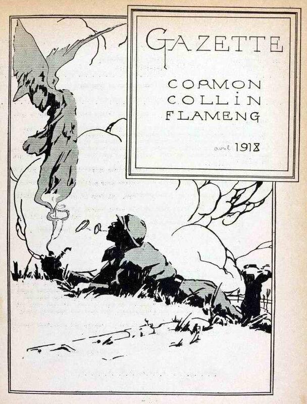 Gazette flameng 1918
