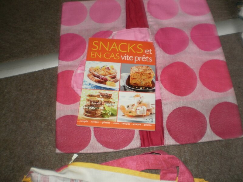 sac à cadeaux de SEV 003