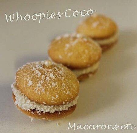 Whoopies coco