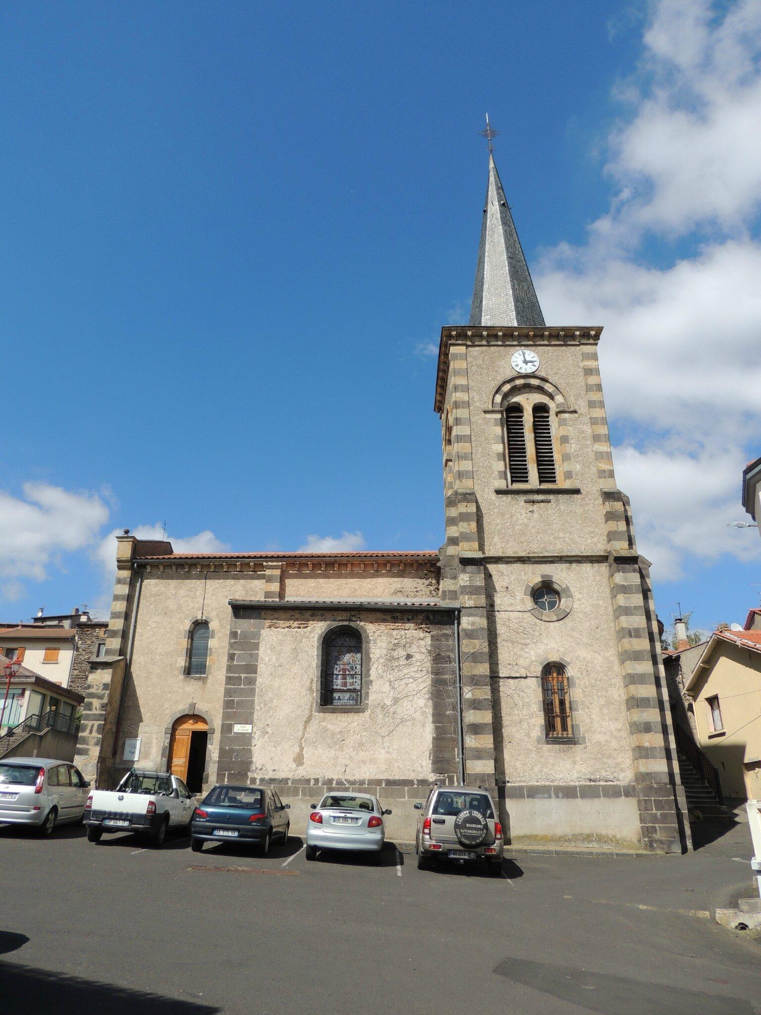 Eglise Nativité de Notre -Dame (Boisséjour) (1)