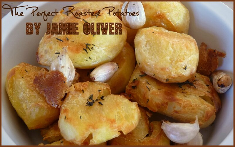 The perfect roasted potatoes2