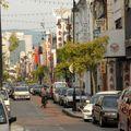 Georgetown sur l'ile de Penang