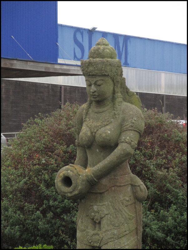 Des Bouddhas en Bretagne (2)
