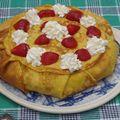 Gateau le courchevel aux fraises recette internaute
