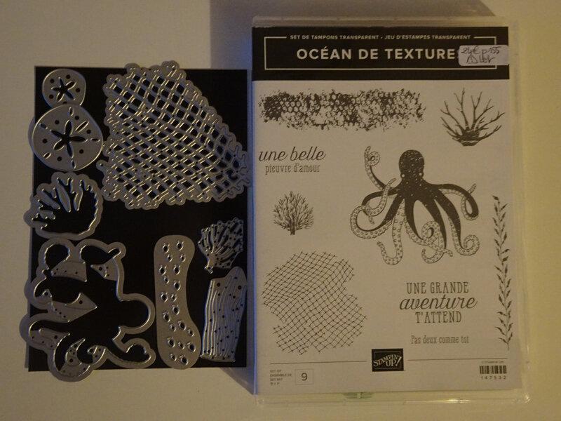 Lot Ocean de textures