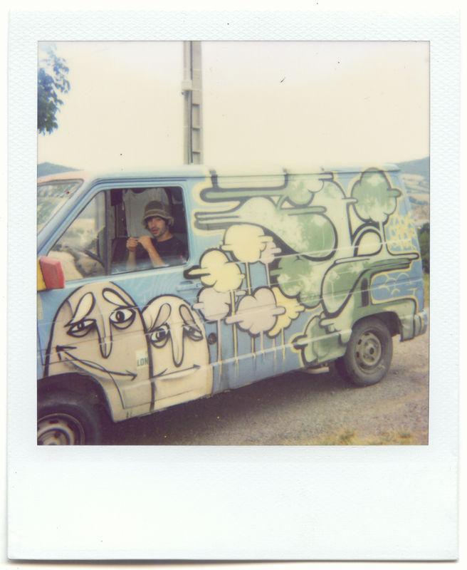 le camion d'antonin