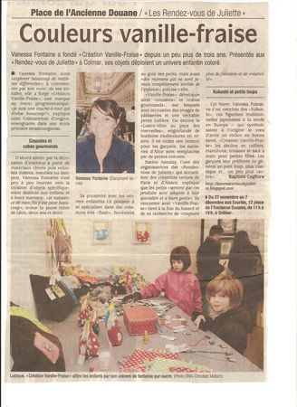 article dna novembre 2010
