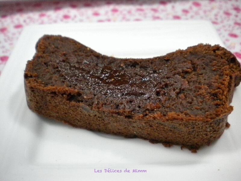 Cakounet au chocolat 5