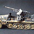 Demag D7 ( Sdkfz 10 ) avec Pak 38 - PICT1390