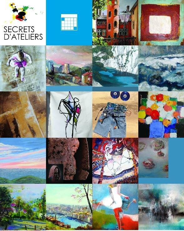 - Artistes de nos communes, dans leurs ateliers les samedi 24 et dimanche 25 SEPTEMBRE 2016.
