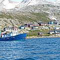 Le groenland - découverte du village de kuummiut